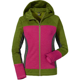 Schöffel Trentino Fleece Hoody Women woodbine